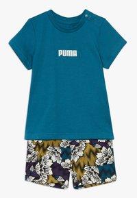 Puma - BABY SUMMER SET - Short de sport - marrocan blue - 0