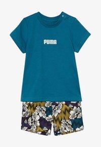Puma - BABY SUMMER SET - Short de sport - marrocan blue - 4