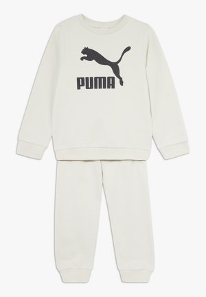 PUMA X ZALANDO BABY SET - Survêtement - silver birch