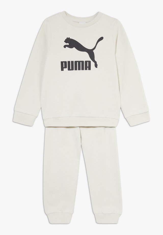 PUMA X ZALANDO BABY SET - Trainingsanzug - silver birch