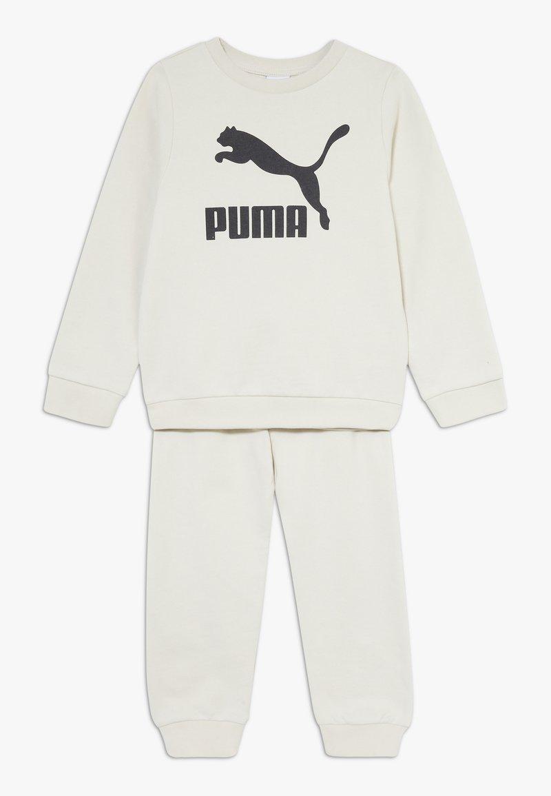 Puma - PUMA X ZALANDO BABY SET - Chándal - silver birch