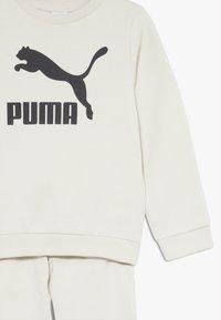 Puma - PUMA X ZALANDO BABY SET - Chándal - silver birch - 5