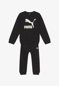 Puma - PUMA X ZALANDO BABY SET - Trainingspak - black - 3