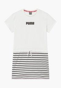 Puma - ALPHA - Jersey dress - white - 0
