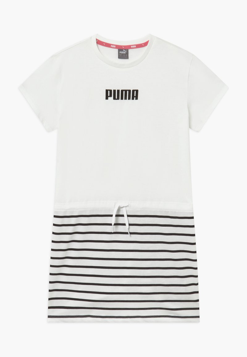 Puma - ALPHA - Jersey dress - white