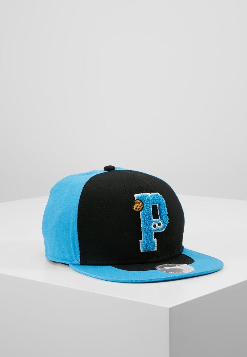 Puma - SESAME STREET - Cap - black/bleu azur