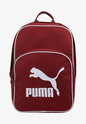 PUMA X ZALANDO ORIGINALS - Rugzak - pomegranate