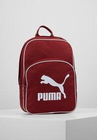 Puma - PUMA X ZALANDO ORIGINALS - Batoh - pomegranate - 0