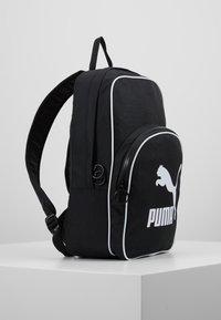 Puma - PUMA X ZALANDO ORIGINALS - Rugzak - black - 4