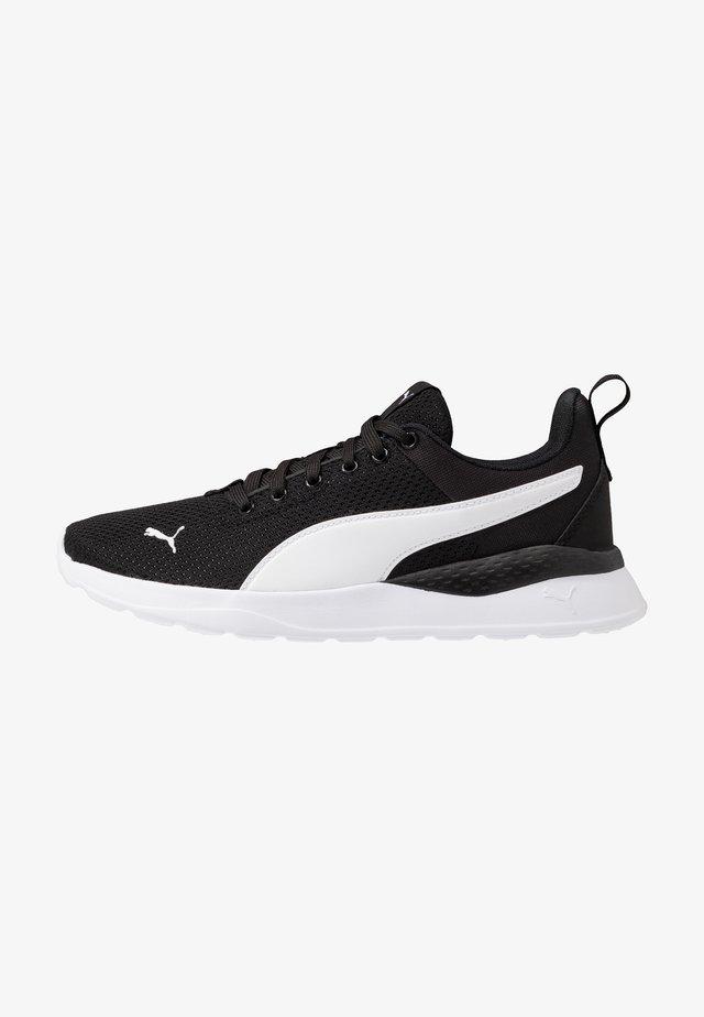 ANZARUN LITE - Sportschoenen - black/white