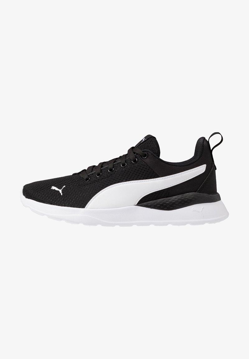 Puma - ANZARUN LITE - Obuwie treningowe - black/white