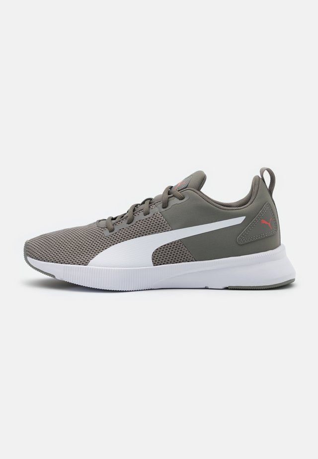 FLYER RUNNER - Basketsko - ultra gray/energy blue