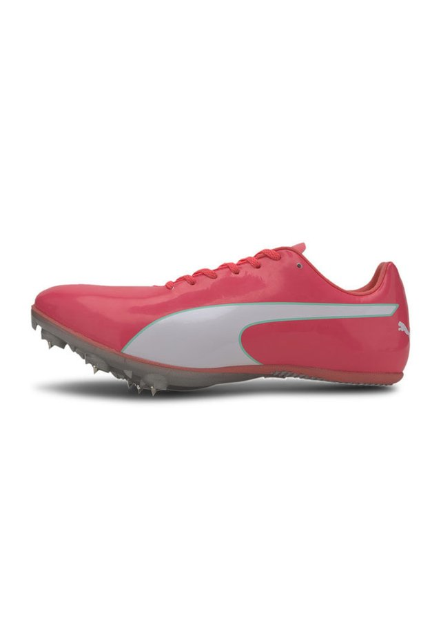 Spikes - ignite pink/silver