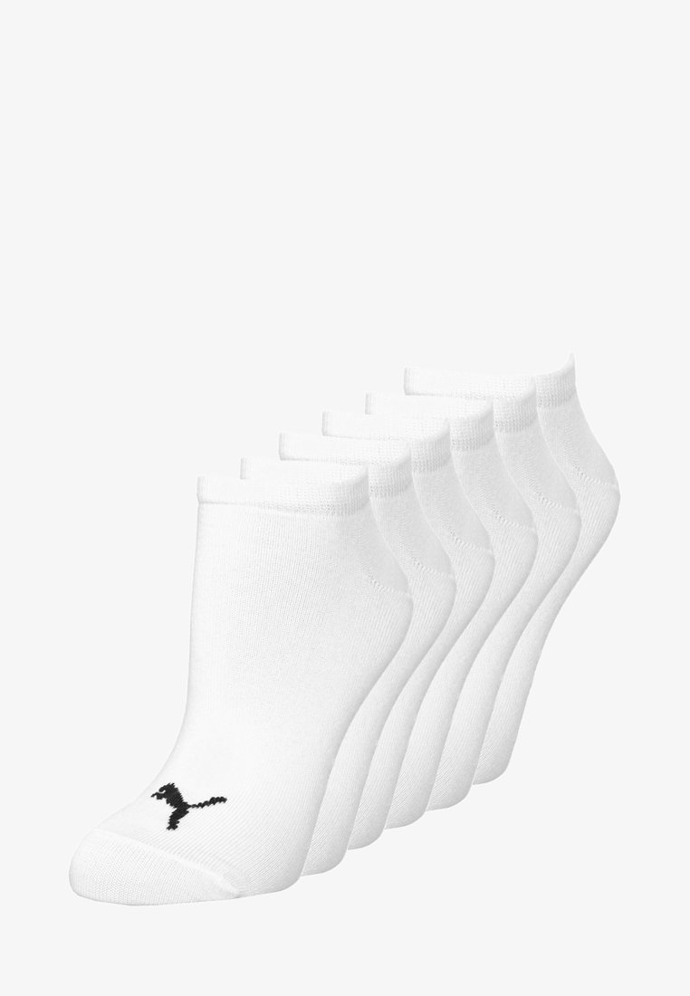 Puma - Invisible Sneaker 6 PACK - Füßlinge - white