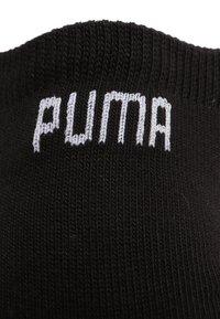 Puma - SNEAKER PLAIN 6 PACK - Calcetines tobilleros - black - 2