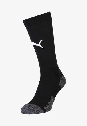 LIGA TRAINING CREW SOCKS - Skarpety sportowe - puma black/puma white