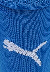 Puma - LIGA SOCKS - Voetbalsokken - electric blue lemonade/puma white - 1
