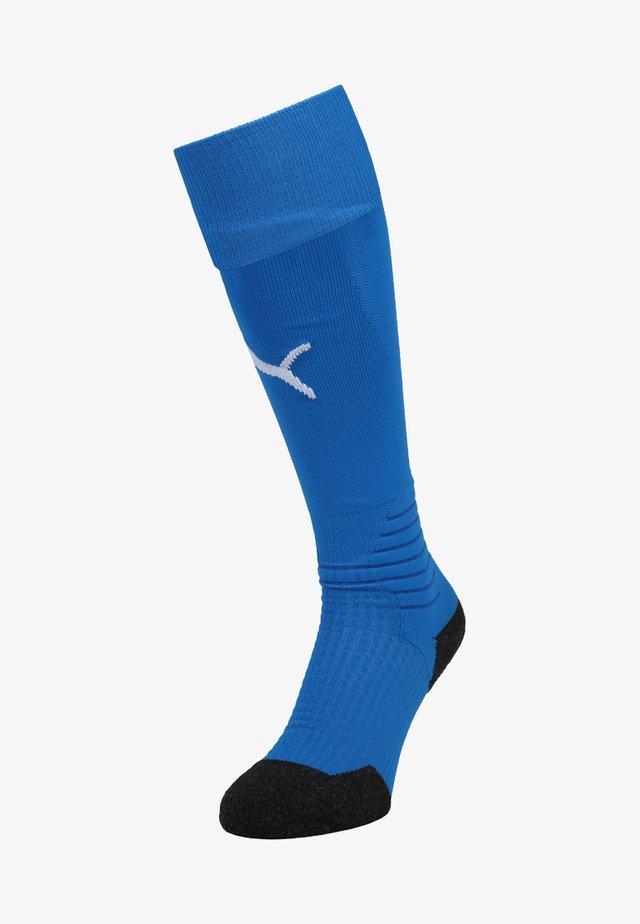 LIGA SOCKS - Voetbalsokken - electric blue lemonade/puma white