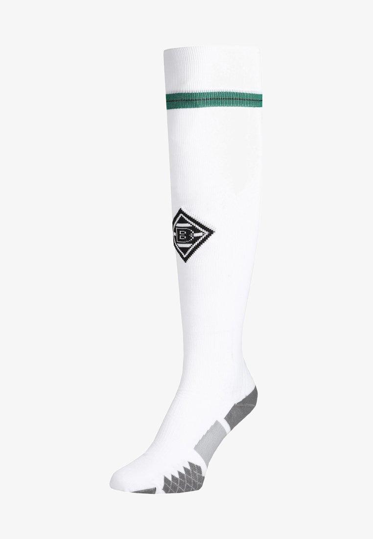 Puma - BORUSSIA MÖNCHENGLADBACH  - Football socks - puma white