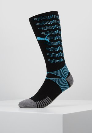 TEAM  - Sportsocken - puma black/luminous blue