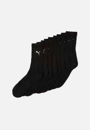 SPORT 9 PACK - Sports socks - black