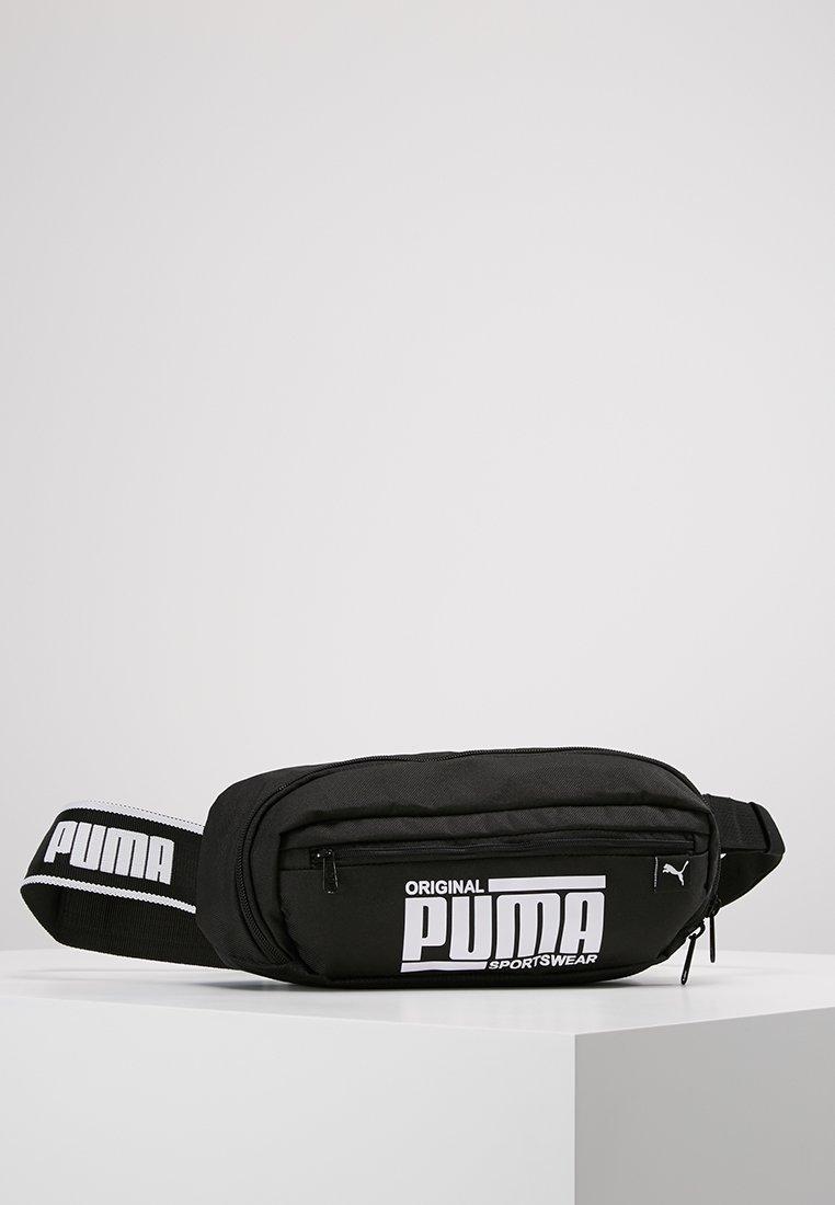 Puma - SOLE WAIST BAG - Bum bag - black