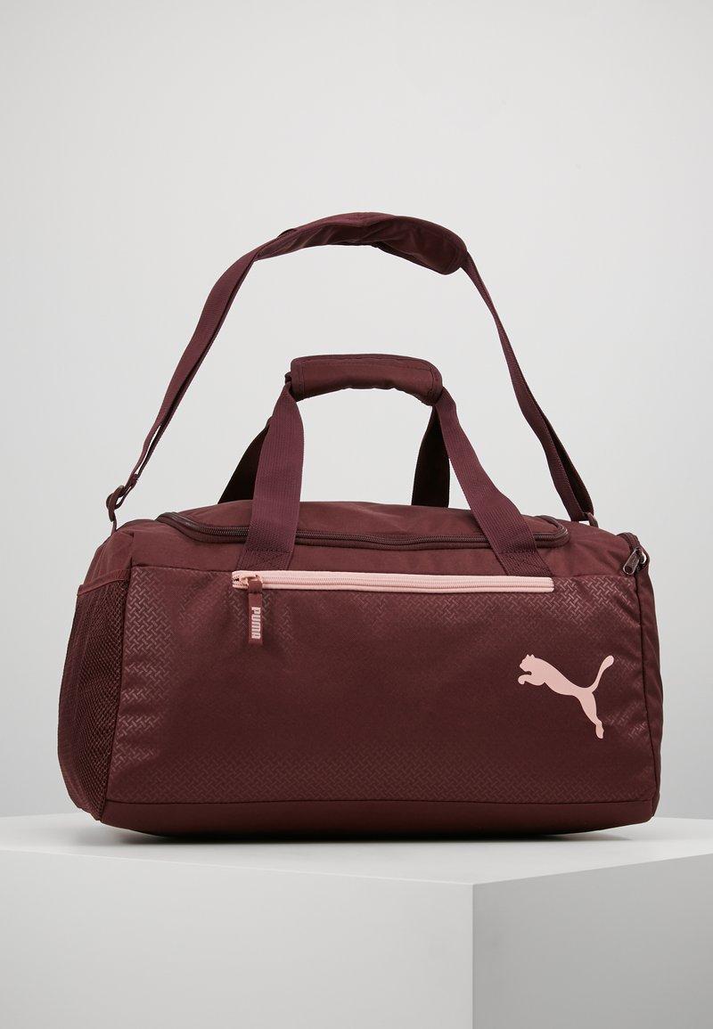 Puma - FUNDAMENTALS BAG - Bolsa de deporte - vineyard wine