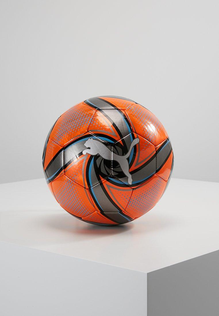 Puma - FUTURE FLARE  - Piłka do piłki nożnej - red blast/bleu azur/puma black