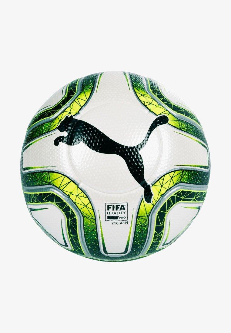 Puma - PUMA FINAL 1 STATEMENT FIFA Q PRO MATCH - Fodbolde - white-lemon tonic-black