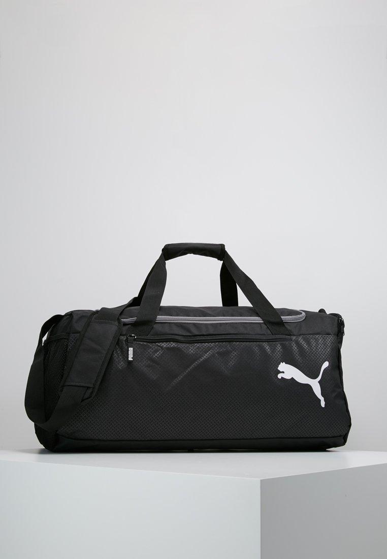 Puma - FUNDAMENTALS BAG  - Sportväska - puma black