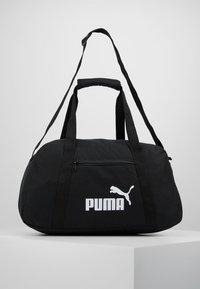 Puma - PHASE SPORTS BAG - Sportväska - black - 0