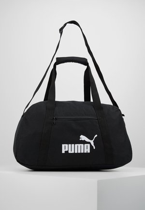 PHASE SPORTS BAG - Sports bag - black