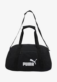 Puma - PHASE SPORTS BAG - Sportväska - black - 6