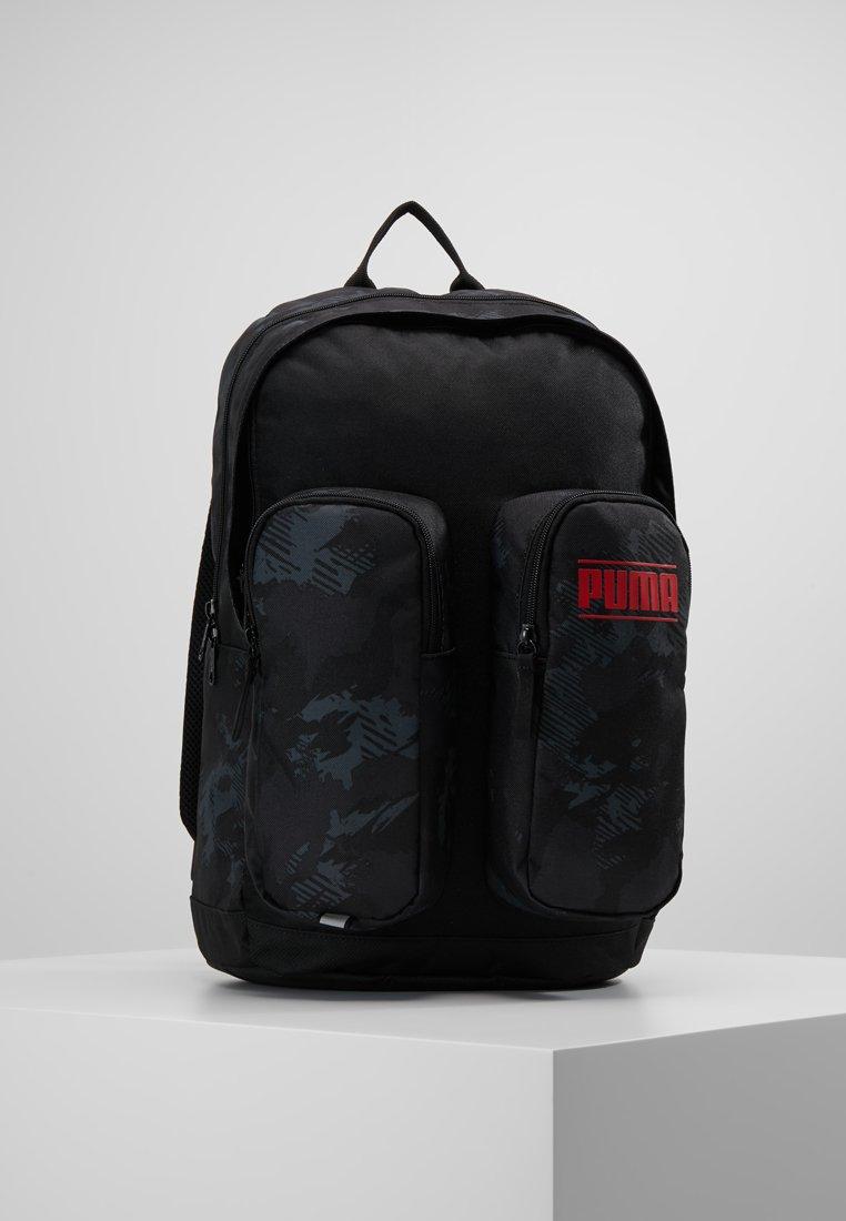 Puma - DECK BACKPACK - Tagesrucksack - black