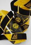 Puma - BVB BORUSSIA DORTMUND FUTURE GUARD - Shin pads - cyber yellow/puma black