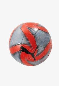 Puma - FUTURE FLARE BALL - Balón de fútbol - grey dawn/red/asphalt/puma white - 2