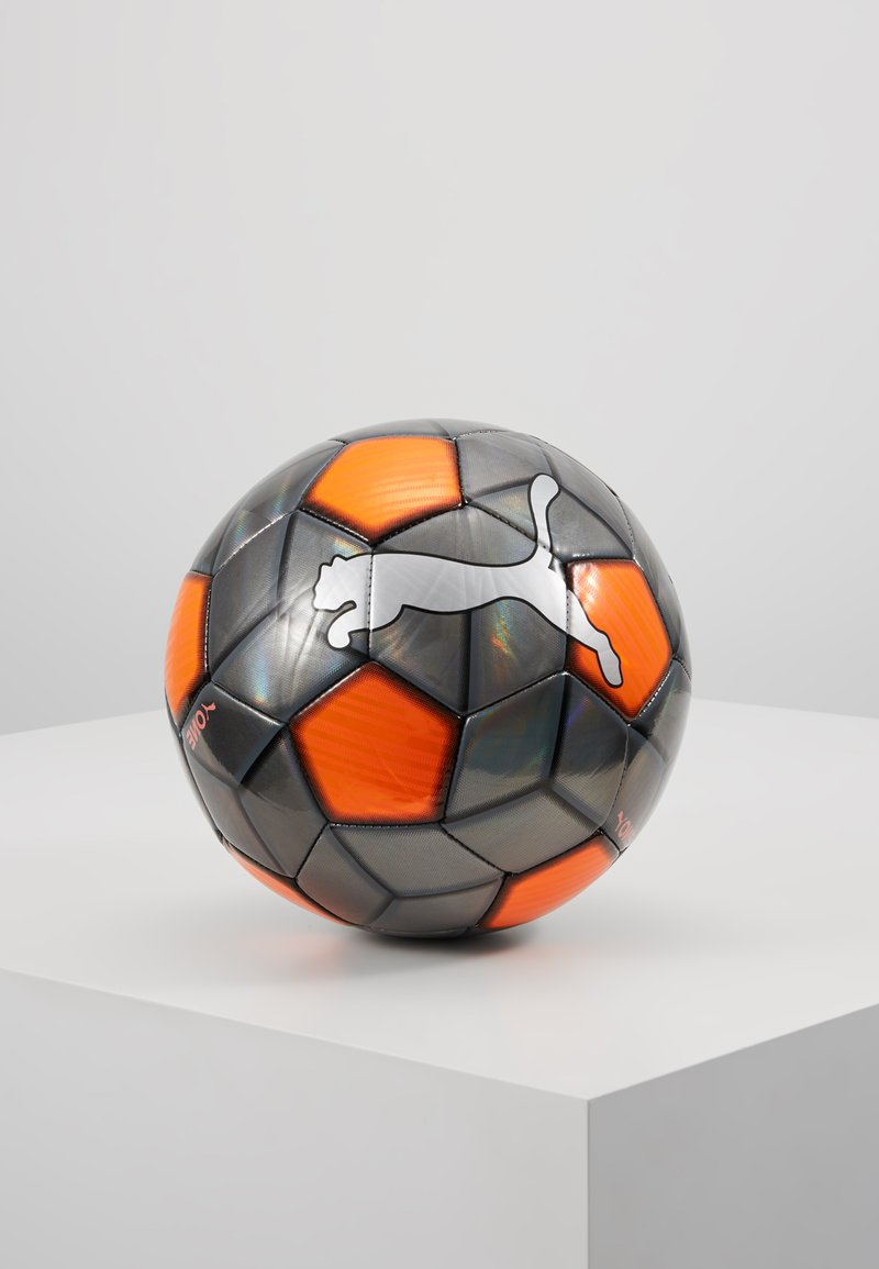 Puma - ONE STRAP BALL - Balón de fútbol - silver/red/puma black