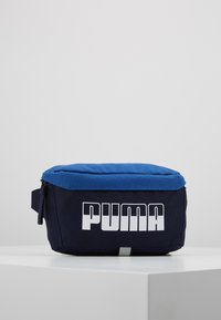 Puma - PLUS WAIST BAG - Borsa a tracolla - peacoat/galaxy blue - 0