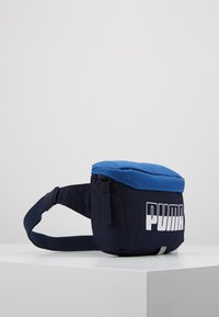 Puma - PLUS WAIST BAG - Borsa a tracolla - peacoat/galaxy blue