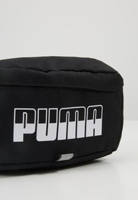 Puma - PLUS WAIST BAG - Borsa a tracolla - black - 7