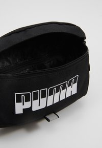 Puma - PLUS WAIST BAG - Borsa a tracolla - black - 4