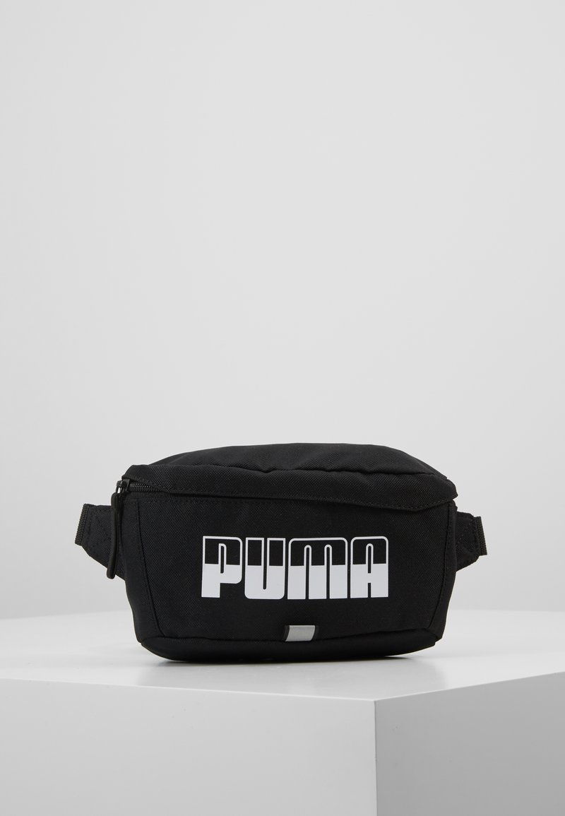 Puma - PLUS WAIST BAG - Borsa a tracolla - black