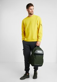 Puma - PLUS BACKPACK - Sac à dos - forest night - 1