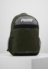 Puma - PLUS BACKPACK - Sac à dos - forest night - 0