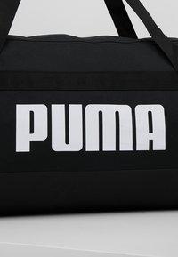 Puma - CHALLENGER DUFFEL BAG M - Sportovní taška - black - 5