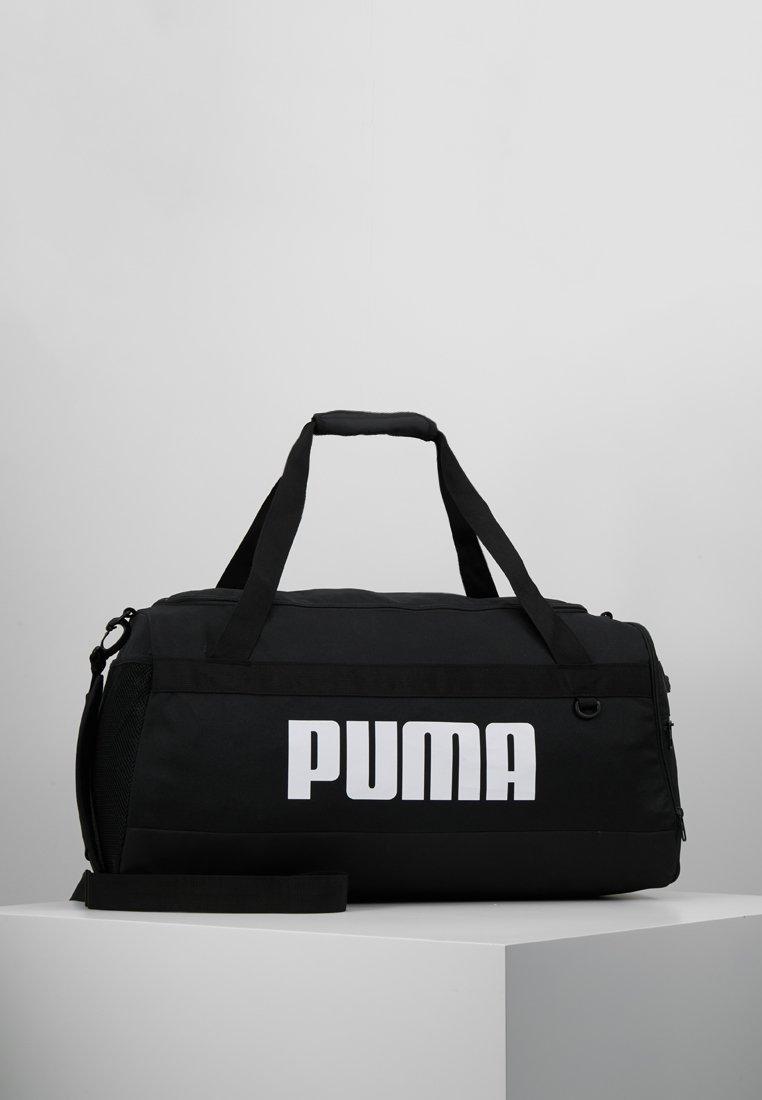 Puma - CHALLENGER DUFFEL BAG M - Sportovní taška - black
