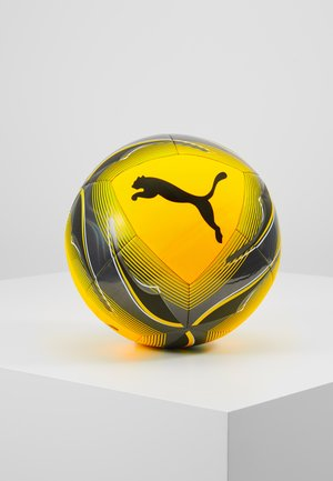 ICON BALL - Football - ultra yellow/black/orange alert