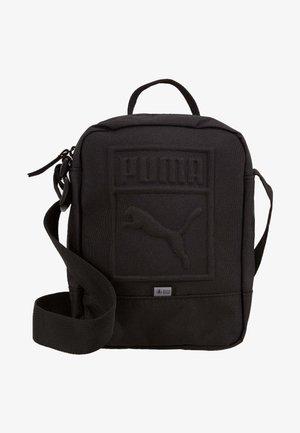 PUMA PORTABLE - Across body bag - black