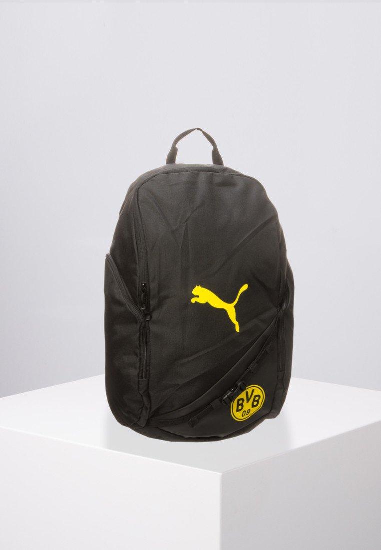 Puma - Sac à dos - puma black / cyber yellow
