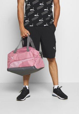 FUNDAMENTALS SPORTS BAG - Sportovní taška - foxglove